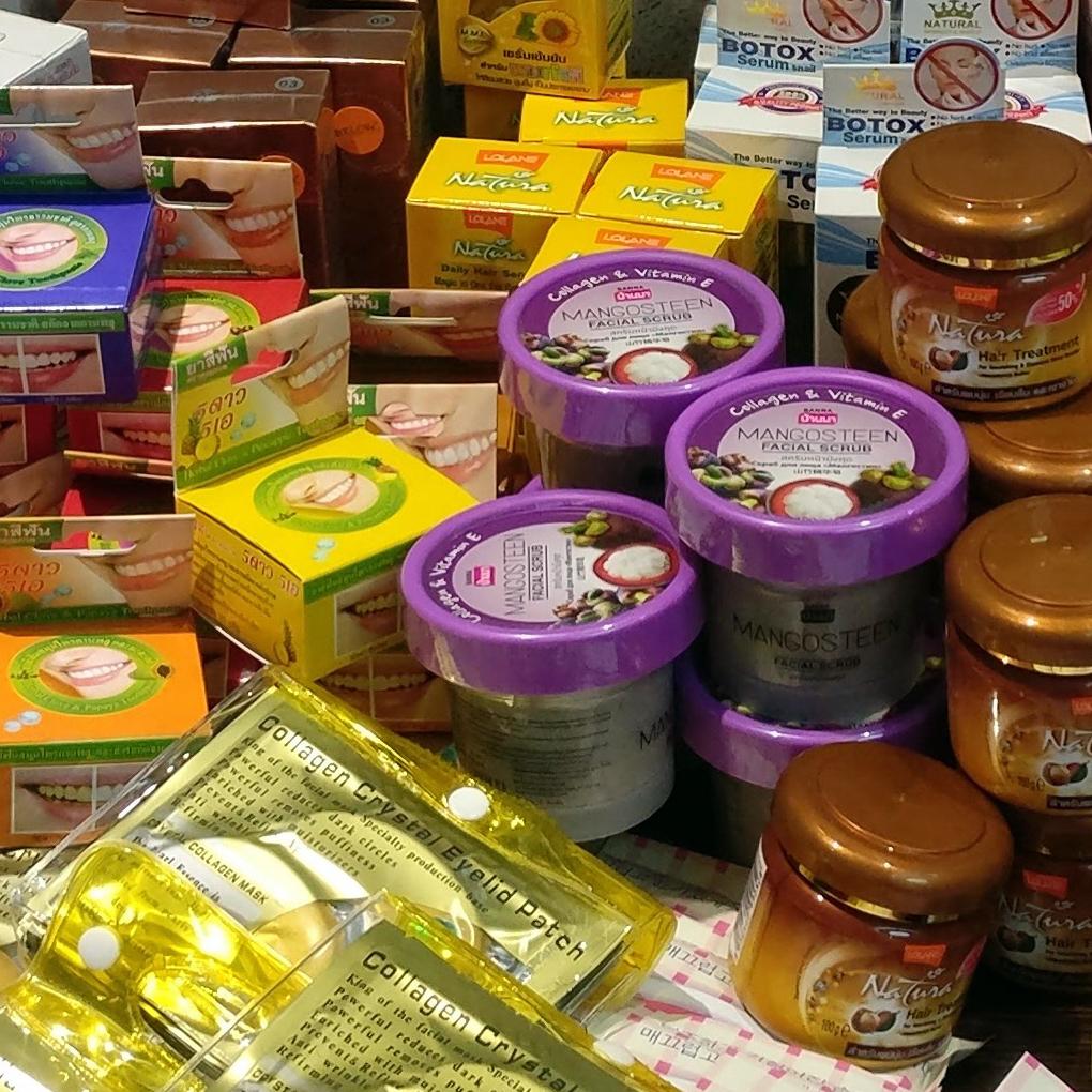 купить тайскую косметику в интернете